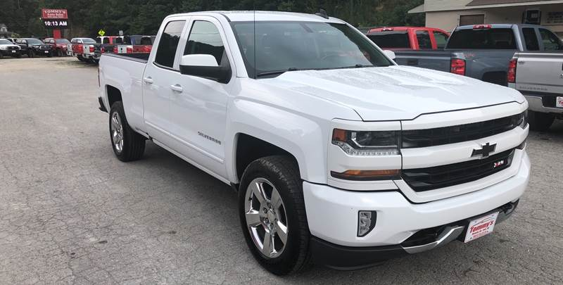 2016 Chevrolet Silverado 1500 for sale at Tommy's Auto Sales in Inez KY