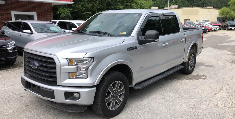 2015 Ford F-150 for sale at Tommy's Auto Sales in Inez KY
