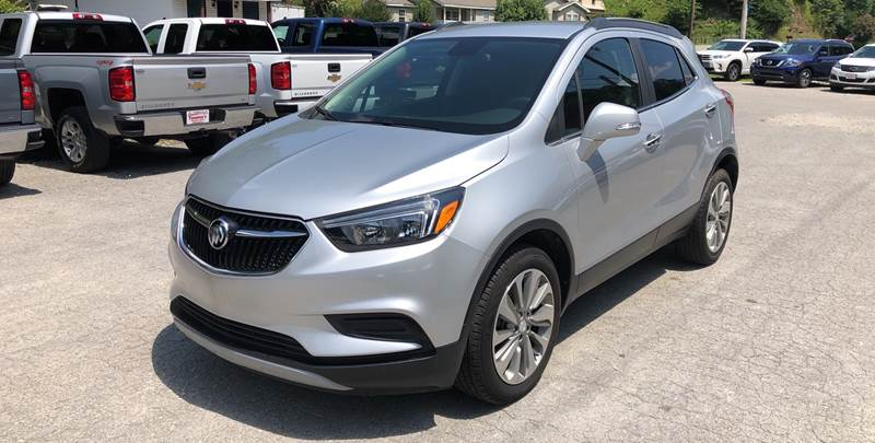 2017 Buick Encore for sale at Tommy's Auto Sales in Inez KY