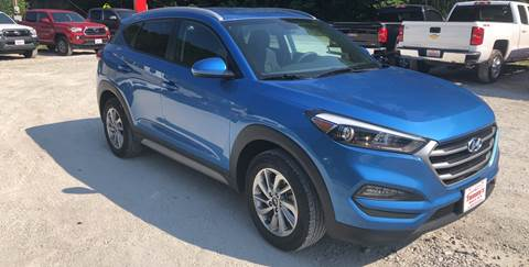 2018 Hyundai Tucson for sale in Inez, KY