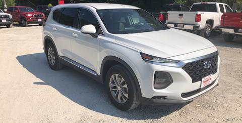 2019 Hyundai Santa Fe for sale in Inez, KY