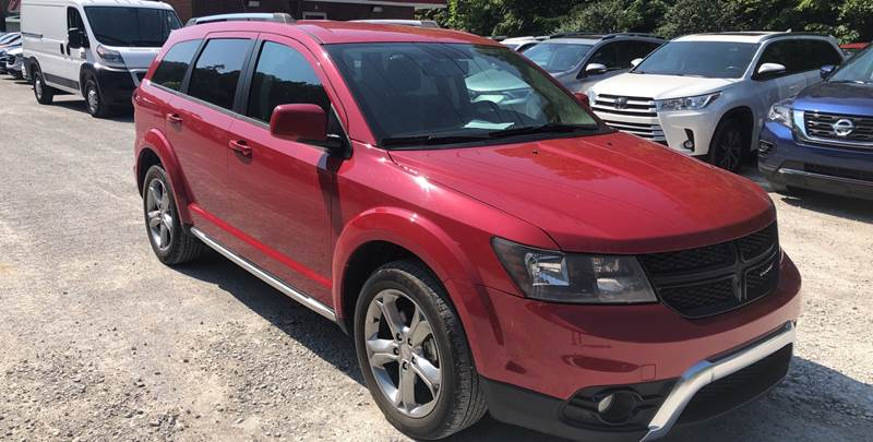 2017 Dodge Journey for sale at Tommy's Auto Sales in Inez KY