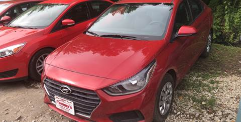 2018 Hyundai Accent for sale in Inez, KY