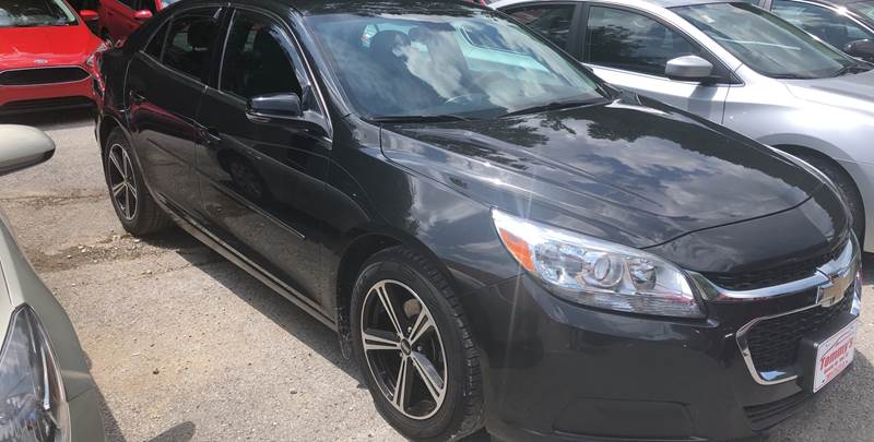 2015 Chevrolet Malibu for sale at Tommy's Auto Sales in Inez KY