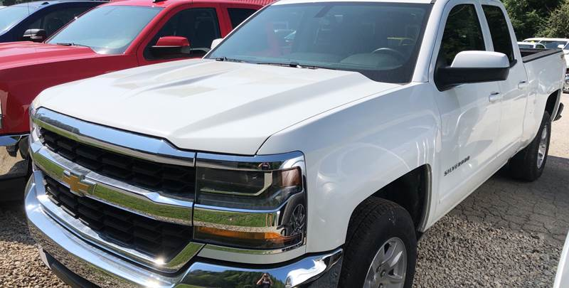 2019 Chevrolet Silverado 1500 LD for sale at Tommy's Auto Sales in Inez KY
