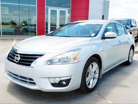 2014 Nissan Altima for sale in Elk City OK