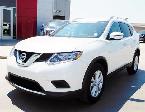 2016 Nissan Rogue for sale in Elk City OK