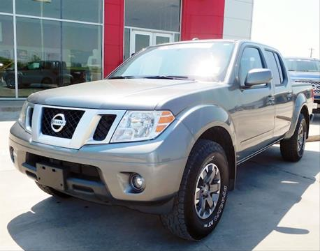 2017 Nissan Frontier for sale in Elk City OK