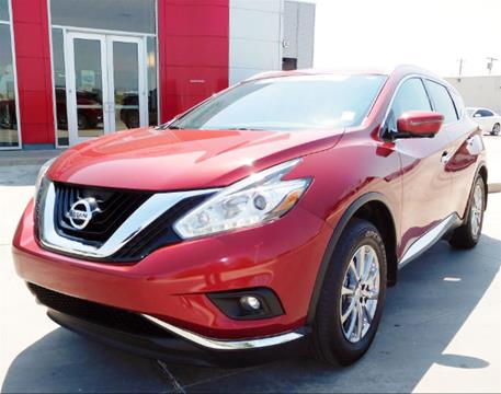 2015 Nissan Murano for sale in Elk City, OK