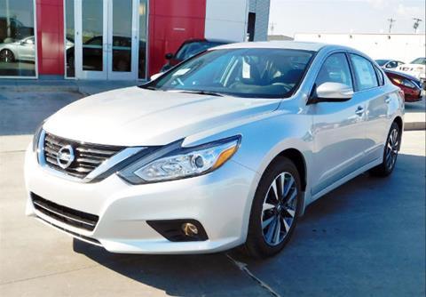 2017 Nissan Altima for sale in Elk City OK