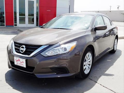 2016 Nissan Altima for sale in Elk City, OK