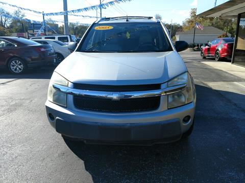 Used 2005 Chevrolet Equinox For Sale In Tennessee