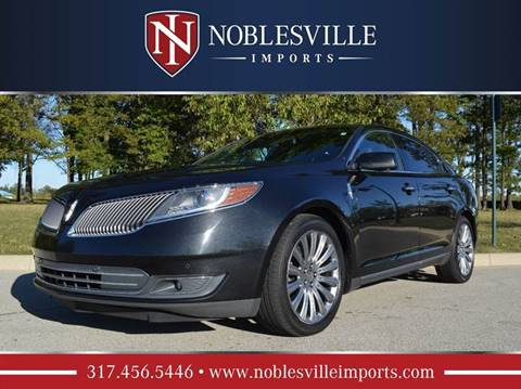 2013 Lincoln MKS for sale in Noblesville, IN