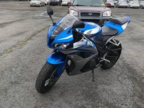 2007 Honda CBR600RR for sale in Noblesville, IN