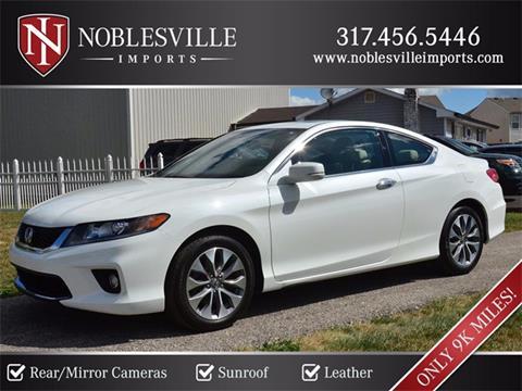 2015 Honda Accord for sale in Noblesville, IN