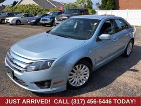 2010 Ford Fusion Hybrid for sale in Noblesville, IN