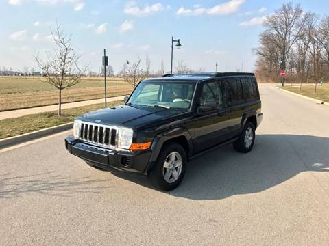 2008 Jeep Commander for sale in Noblesville, IN