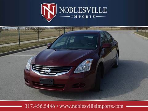 2012 Nissan Altima for sale in Noblesville, IN