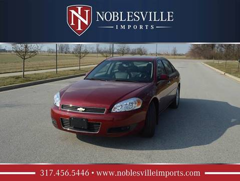2008 Chevrolet Impala for sale in Noblesville, IN