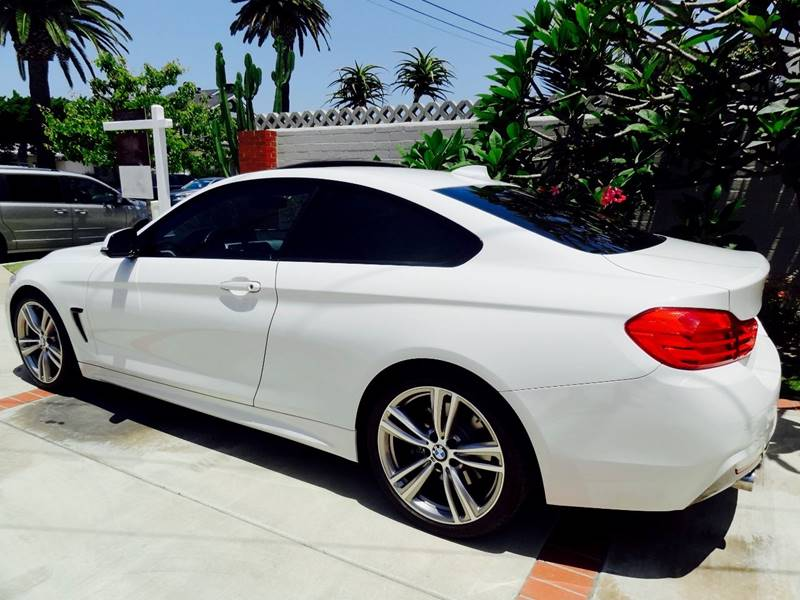 2014 BMW 4 Series for sale at AUTO CONCEPT SAN DIEGO in San Diego CA