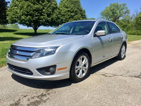 2012 Ford Fusion for sale in Beech Grove, IN