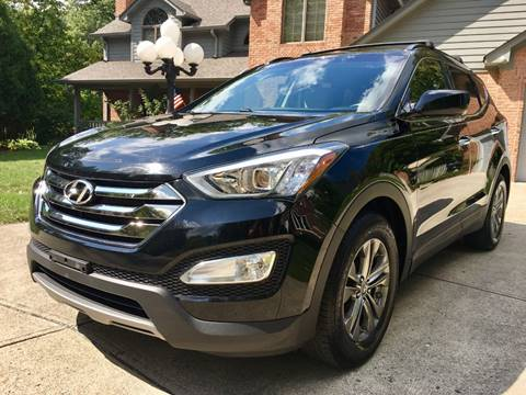 2013 Hyundai Santa Fe Sport for sale in Beech Grove, IN