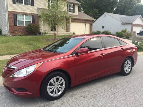 2011 Hyundai Sonata for sale in Beech Grove, IN