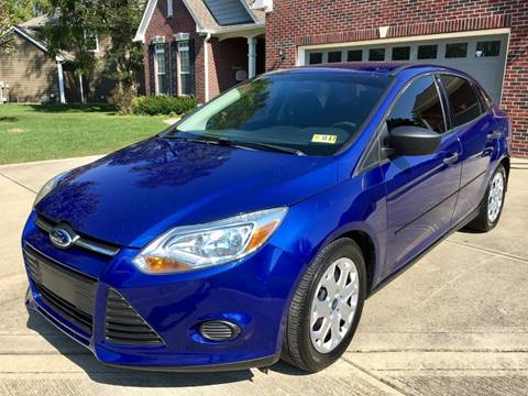 2012 Ford Focus for sale in Beech Grove, IN