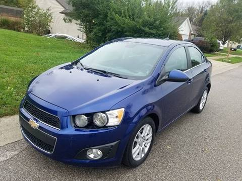 2013 Chevrolet Sonic for sale in Beech Grove, IN
