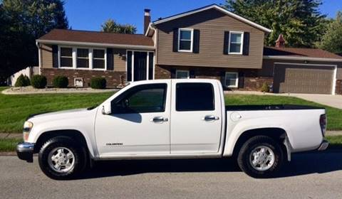 2004 Chevrolet Colorado for sale in Beech Grove, IN