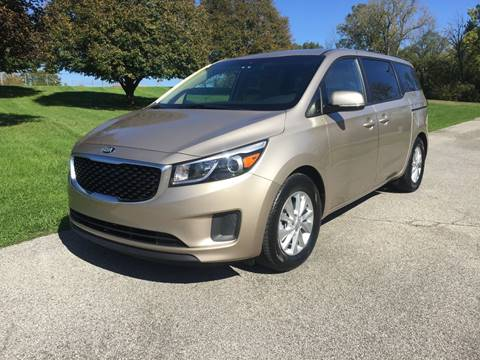 2017 Kia Sedona for sale in Beech Grove, IN