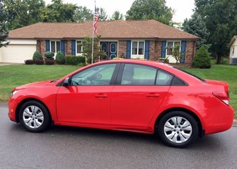 2014 Chevrolet Cruze for sale in Beech Grove, IN