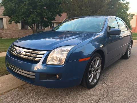 2009 Ford Fusion for sale in Beech Grove, IN