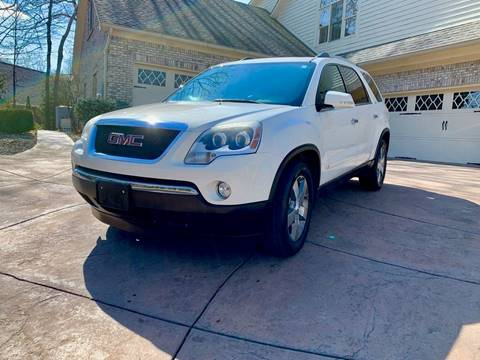 2010 GMC Acadia for sale in Beech Grove, IN