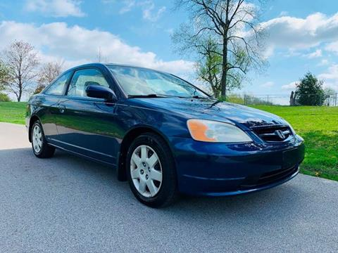 2001 Honda Civic for sale in Beech Grove, IN