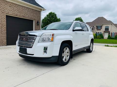 2011 GMC Terrain for sale in Beech Grove, IN