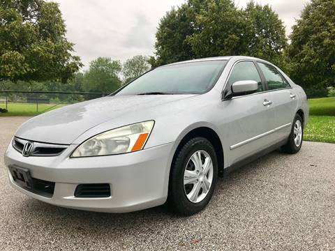 2007 Honda Accord for sale in Beech Grove, IN
