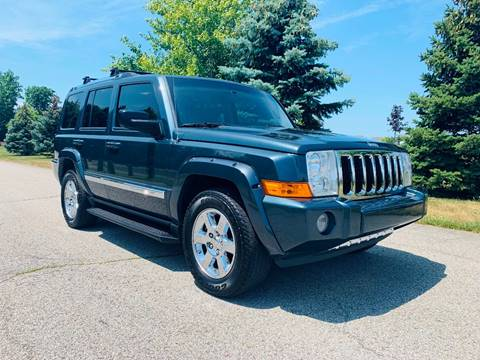 2008 Jeep Commander for sale in Beech Grove, IN