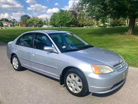 2002 Honda Civic for sale in Beech Grove, IN