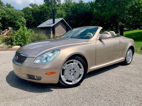 2004 Lexus SC 430 for sale in Beech Grove, IN