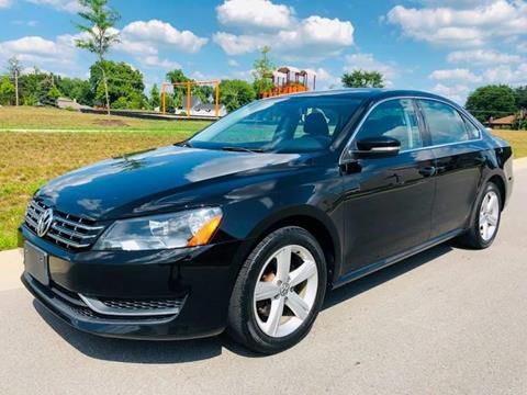 2013 Volkswagen Passat for sale in Beech Grove, IN