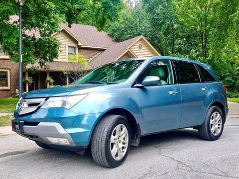 2008 Acura MDX for sale in Beech Grove, IN