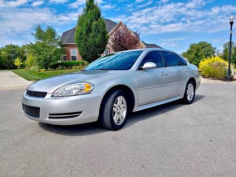 2016 Chevrolet Impala Limited for sale in Beech Grove, IN