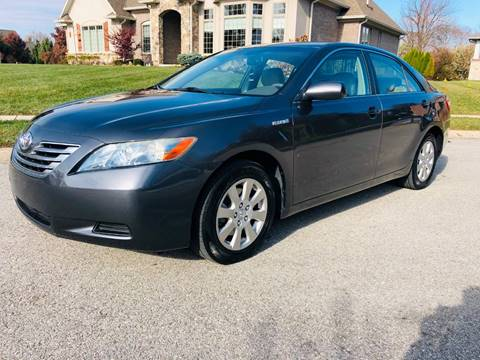 2007 Toyota Camry Hybrid for sale in Beech Grove, IN