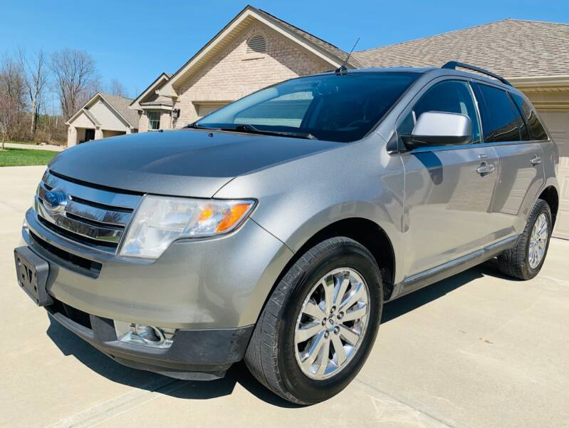 2008 Ford Edge Limited Awd 4dr Crossover