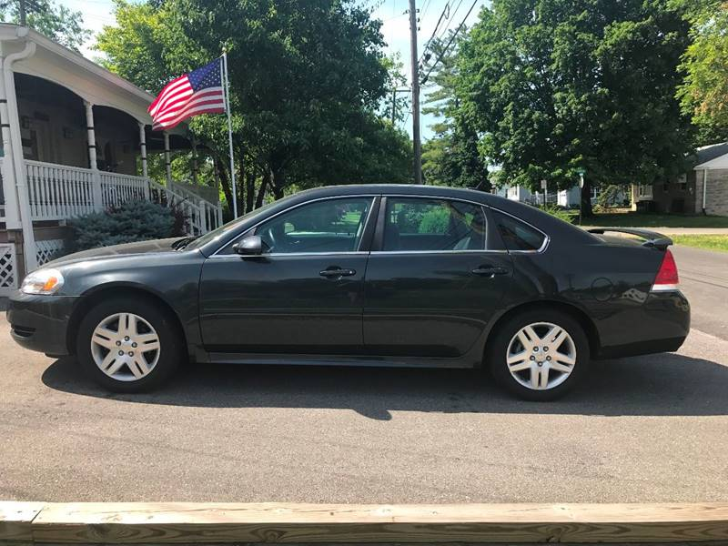 2013 Chevrolet Impala LT Fleet 4dr Sedan - Greenwood IN