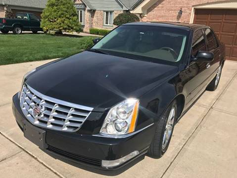 2006 Cadillac DTS for sale in Greenwood, IN