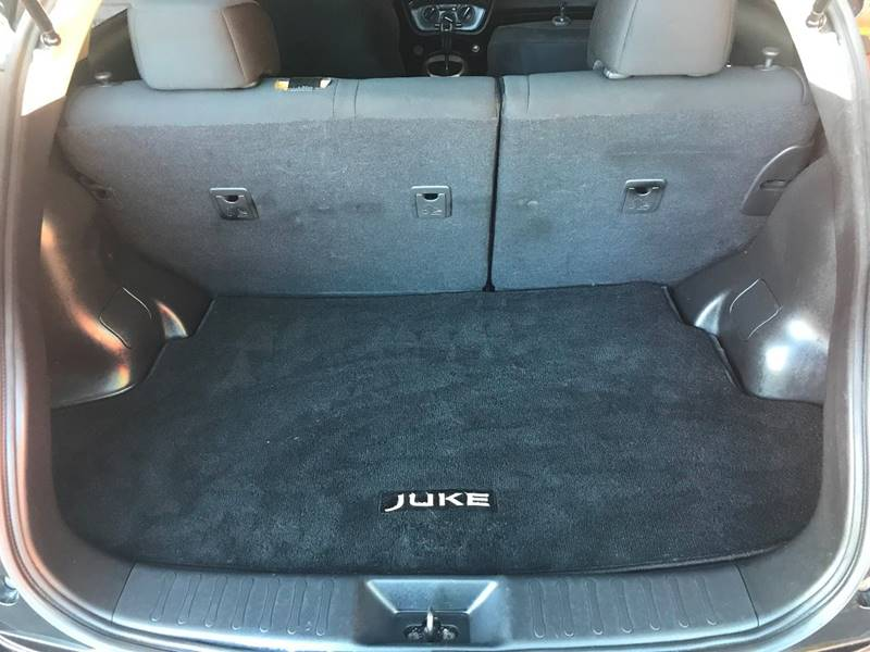 2011 Nissan JUKE AWD S 4dr Crossover - Greenwood IN