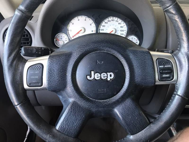 2003 Jeep Liberty Renegade 4WD 4dr SUV - Greenwood IN