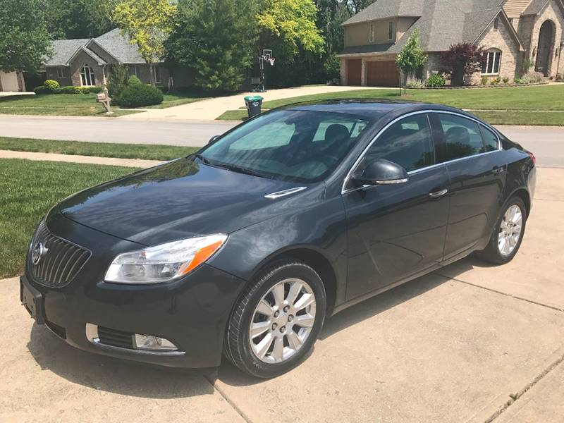 2013 Buick Regal Premium 1 4dr Sedan - Greenwood IN